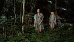 Planløs vandring gennem junglen