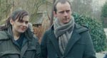 Paige og Calvin (Sophie Linfield og Rhys Meredith)
