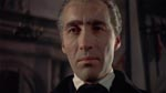 Christopher Lee ER Dracula