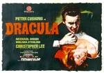 Original plakat til 'Dracula'