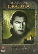 'Dracula - The Legacy Collection'-boksen, der bl.a. indeholder 'Dracula's Daughter'