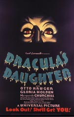 Den oprindelige filmplakat fra 1936.