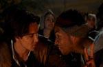 Det umage makkerpar Ridley (Justin Whalin) og Snails (Marlon Wayans)