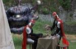 Det klassiske D&D-monster, beholderen, i samarbejde med Damodars fjollede soldater