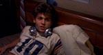 Glen (Johnny Depp) kort før han falder i søvn
