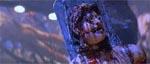 De hurtigt klippede scener fra 'den anden side' er i deres S&M-dødsæstetik meget influeret af 'Hellraiser'