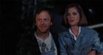 De to hillbillys Jake (Dan Hicks) og Bobbie Joe (Kassie Wesley)