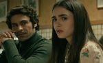 High School Musical stjernen Zac Efron som Ted Bundy og Lily Collins som Elizabeth Kendall aka Kloepfur.