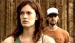 Molly (Nicole Petty) og Judd (Daniel Maglagan)