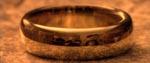 Ringen bruges til at vise handlingen - mageløs fotografering