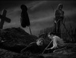 Dr. Frankenstein og hans medhjælper Fritz i gang med at fremskaffe materialer til deres projekt