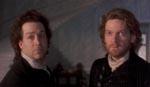 Henry Clerval (Tom Hulce) og Victor Frankenstein.