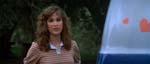 Filmens hovedperson og final girl, Chris (Dana Kimmell)