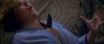 En direkte parafrase over mordet på Kevin Bacons rolle i den første film.