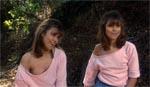 Babs og Nutte - de to søskende Tina og Terri (eller vice versa).