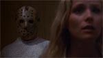 """Filmens allersidste scene er som sædvanlig helt uforståelig og et tåbeligt forsøg på at lave en """"chok""""-afslutning. Nu er det Tommy bag masken, og Pam i farezonen."""