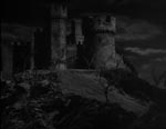 Frankenstein-slægtens gamle borg.