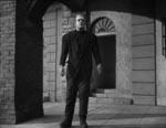 Frankensteins monster (Lon Chaney Jr.).