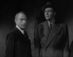 Frankenstein og politibetjenten Erik Ernst (Ralph Bellamy).