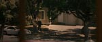 En klassisk 'Halloween'-scene. Huset bag Michael er det oprindelige Strode-hus, der blev brugt i John Carpenters 'Halloween'