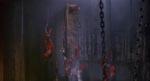 Cenobiternes efterladenskaber efter at have hentet Frank i filmens begyndelse.
