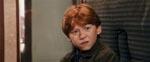 Rupert Grint som Ron Weasley.