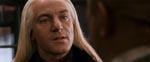 Jason Isaacs som Lucius Malfoy. Kan man se mere kold og overlegen ud?