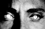 THE EYES OF A ROBOT-MONSTER FROM OUTER SPACE!
