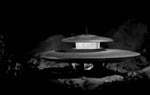 Er det en UFO - eller er det i virkeligheden en lampeskærm?