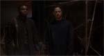 Spencer og Cale (Mekhi Phifer) i filmens langsommelige midtersekvens.
