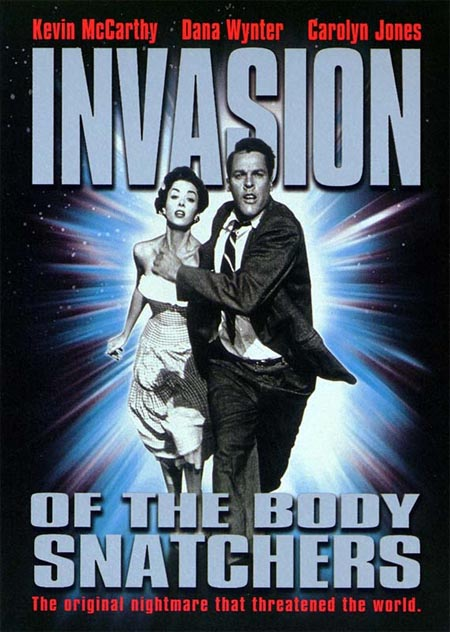 an analysis of the movie invasion of the body snatchers by don siegel Original artwork for siegel's invasion of the body snatchers but they were as dark and hopeless as donald sutherland's gaping craw in the last shot of invasion of the body snatchers what a lovely movie i don't see invasion as a take on mccarthyism.