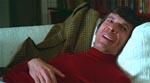 Leonard Nimoy som celebrity-psykologen Kibner