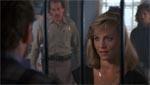 """Megan (Jennifer Cooke) møder Tommy første gang, og synes han er """"nuttet""""."""