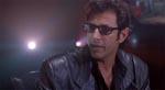 Ian Malcolm (Jeff Goldblum) belærer Hammond om hans uetiske omgang med naturen