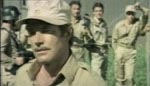 Vores amerikanske helt Løjtnant Keller (Isarco Ravaioli).
