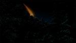 En klassisk begyndelse – en komet styrter ned