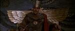 Den gamle kong Borna, spillet elendigt af Sven Ole Thorsen.