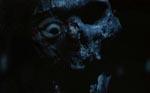 Den eneste zombie i filmen, der faktisk virker skræmmende