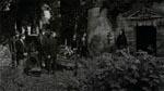 Gotisk stemning i filmens begyndelse