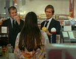 Der bliver lavet ballade i et supermarked