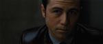 Joseph Gordon-Levitt i tung makeup, der skulle få ham til at ligne en ung Bruce Willis.