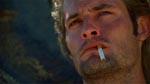 Sawyer - mens han endnu har cigaretter
