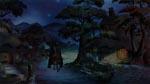 Gandalf ankommer til Bag End - man kan godt se, at Peter Jackson har set tegnefilmen