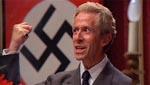 Der overspilles til den store guldmedalje - om det skal forestille Goebbels bliver dog aldrig klart