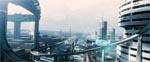 Et eksempel på filmens futuristiske vistaer.