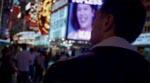 Fra én af de uendelige scener, hvor The Photographer går rundt i Las Vegas.