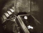 Et møde med en vampyr i en kiste.
