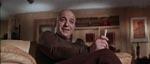 En veloplagt Telly Savalas som Ernst Stavro Blofeld