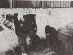 Mayhem i deres helt unge dage - 'Ingenting for Norge'