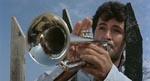 Trompetisten Jimmy Logan, der på én eller anden måde må betragtes som filmens hovedperson